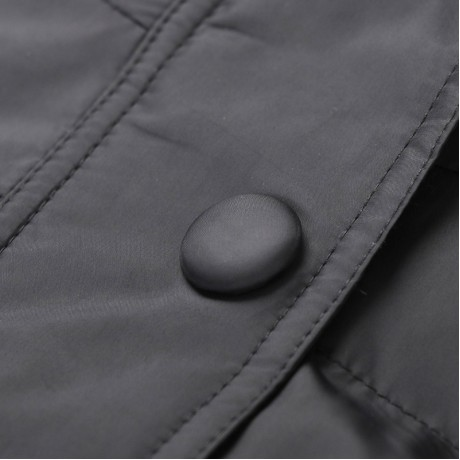 Hooded Thick Down Jacket